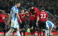 Premier League table: Liverpool go 6 points clear, Man City drop to third place - Daily Post Nigeria Premier League Table, Premier League Champions, Official Manchester United Website, Huddersfield Town, European Cup, Manchester United Football, Europa League, Liverpool, The Unit