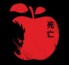Deadly Addiction T-Shirt $11 Death Note tee at TeeFury today only!