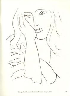 Image result for picasso line drawings women