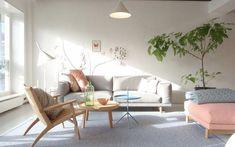 Ideias para uma decoração em tons pastel ~ Decoração e Ideias - casa e jardim