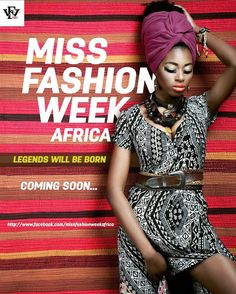 DO YOU HAVE WHAT IT TAKES TO APPEAR IN NEW YORK FASHION WEEK?  The next Miss Fashion Week Africa could come from Africa!  It could be you or someone you know!  United States based Miss Fashion Week LLC has included the African continent in auditions for the 2017 Miss Fashion Week modeling contest. Models and aspiring models in Africa can now compete with those from the rest of the world to win cash prizes modeling contracts access to international modeling agencies fashion designers…