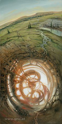PETER GRIC | Interference Zone | Interferenzzone