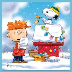Merry Christmas Charlie Brown:)