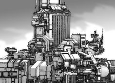 Iron City by SpireKat