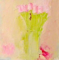 Dewy Pinks by Alison McWhirter