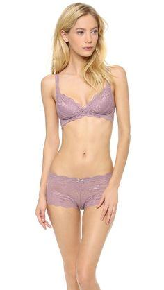 9e9f677f59 Cosabella Thea Wireless Bralette Underwear