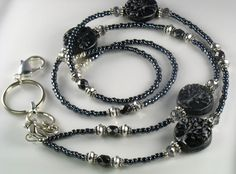 Would like to make a pretty lanyard for teaching - like a piece of jewellery
