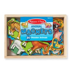 Magnetic animals