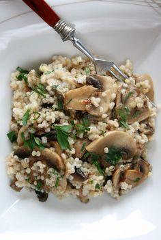 sio-smutki! Monika od kuchni: Kasza z warzywami - kilka pomysłów na wspaniały posiłek (oraz ranking kasz)