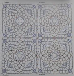 Cuadrado-a-crochet-calado-diagrama-varios-unidos.png (600×618)