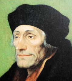 an analysis of the controversy of erasmus desiderius and martin luther Desiderius erasmus of rotterdam he broke with martin luther over the latter's (world-intuition and the analysis of humanity since the renaissance and.