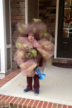 These parents listened to their kid's outrageous Halloween costume requests and totally delivered! Check out the hilarious outcomes! Pictured: Fart