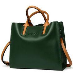BVLRIGA Genuine Leather Bag