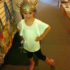 My little Viking :)