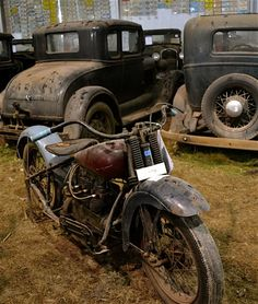 I'd like to find these in an old barn somewhere......