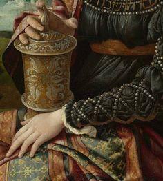 Maria Magdalena (detail) | Jan van Scorel | c. 1530