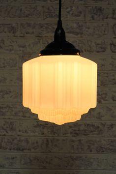 Deco Glass Ceiling Pendant 4ac2ca67-581e-4849-8519-01ea4d244e48