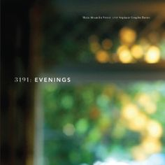 3191- A Year of Evenings. Other Books / a limb of lines & shapes