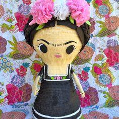 Image of Fancy Frida Kahlo Piñata