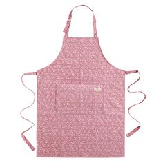 Lakeland & Mary Berry Pink Adjustable Adult Apron