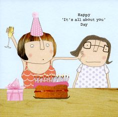 Products - Funny birthday cards and general humour cards to downright rude cards! All the best humorous cards at Comedy Card Company - the home of funny greeting c. Funny Happy Birthday Wishes, Happy Birthday Greetings, Funny Birthday Cards, Comedy Birthday Wishes, Funny Birthday Quotes, Birthday Humorous, Birthday Message, Birthday Memes, Funny Greetings