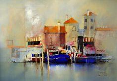 Painting,Drawing,Watercolor,Oil,Mixedmedia Works by John Lovett