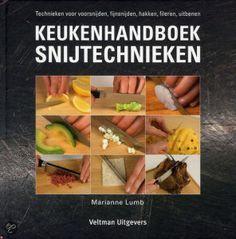 Kookboek snijtechnieken onder kerst cadeautjes onder tien Euro