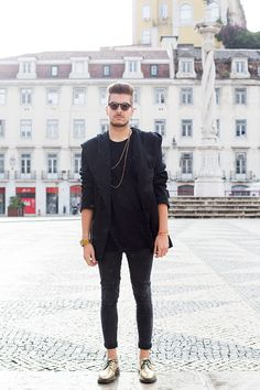 STREETSTYLE | ModaLisboa SS15 // My most in this moment