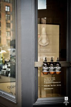 AESOP STORE NYC -★- ROYAL ROULOTTE
