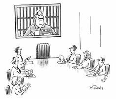 La oficina en The New Yorker — El trabajo en viñetas | El blog de Miguel Alcázar