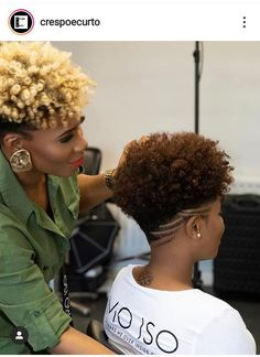 Ideas For Hair Cuts Short Curly Natural Curls Tapered Twa Tapered Natural Hair Cut, Natural Hair Short Cuts, Short Natural Haircuts, Short Hair Cuts, Natural Hair Styles, Natural Curls, Tapered Twa, Tapered Natural Hairstyles, Undercut Natural Hair