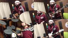 The Beatles / With a little help from my friends (cover) - YouTube