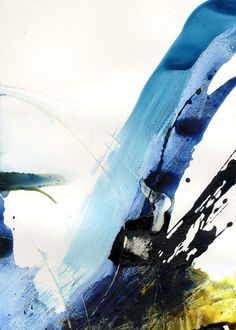Colour Experiment Drawings 2012-13 - Sophie Victoria Elliott