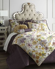 """Dian Austin Couture Home """"Arles"""" Bed Linens - Horchow"""
