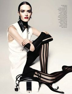 SAM ROLLINSON FOR VOGUE SPAIN MAY 2013