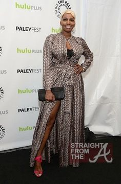 Ms. Nene Leakes  love this dress too. Her stylist is awesome