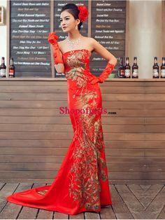 Wedding Dress red color wedding dresses wedding dresses 2013