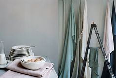 Muted and soft - via Coco Lapine