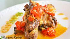 Aceste costite cu aroma de lamaie si ienupar sunt o alternativa simpla si usoara la banala, dar gustoasa carne la gratar. Se prepara intr-un timp scurt, iar carnea este frageda si foarte aromata. Reteta este voarte versatila si o puteti adapta foarte usor la preferintele si gusturile voastre in materie de carne. Beef, Food, Salads, Meat, Essen, Meals, Yemek, Eten, Steak