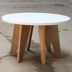 Mesa Seis blanca