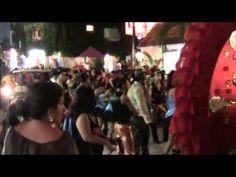 Carnival celebration in Playa del Carmen, México:  este pin es un vídeo con música típica y danzas de las celebraciones de carnaval en todo México .