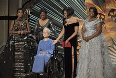 NASA Mathematician Katherine Johnson Depicted In 'Hidden Figures,' Dies At 101 - Emily CottonTop John Glenn, Hidden Figures, Newport, Katherine Johnson, Science Icons, First Humans, Space Shuttle, Space Telescope, Bridesmaid Dresses