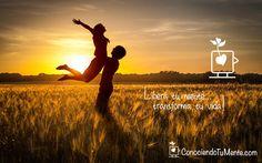 libera tu mente y transforma tu vida | #frases #motivacion #conociendo_tu_mente
