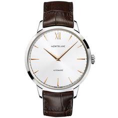 10 montres a moins de 2000 euros: Montblanc Meisterstück Heritage Automatique