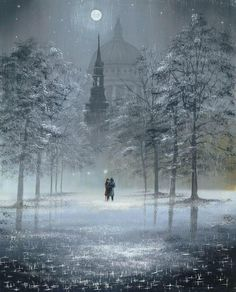 'It Must be the Moonlight'   Jeff Rowland