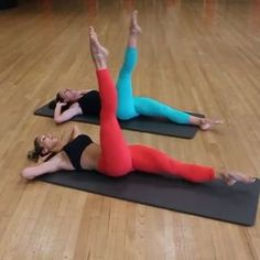 3 amazing ab workout! By @sculptsisters 12-15 reps each move and 4 sets Rest in between sets Squeeze your abs in with each rep
