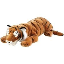 FAO Schwarz 19 inch Plush Tiger - Orange and Black. Go big or go home! Really make a statement on Valentine's Day with this giant stuffed tiger! Toys R Us, Adopt A Tiger, Tiger Stuffed Animal, Stuffed Animals, Pets For Sale, Baby First Birthday, Boy Doll, Orange, Stuffed Toys Patterns