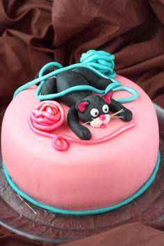 Ihana kakku!