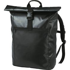 black and simple Best Travel Backpack, Diy Backpack, Backpack For Teens, Black Backpack, Unique Backpacks, Vintage Backpacks, Fashion Bags, Fashion Backpack, Sewing Projects