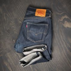are the daddy of all Jeans Denim Fashion, Look Fashion, Levis Selvedge, Mens Levis, Levis Jeans, Edwin Jeans, All Jeans, Wardrobe Basics, Denim Fabric